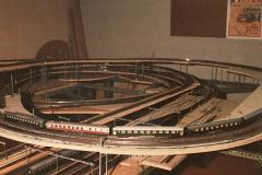 "La maquette est encore bien ""nue"" en 1992."