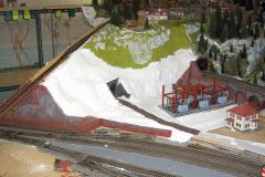 Le tunnel du H0m est aussi réalisé début juin 2010.