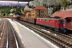 Ae 6-6 11454  train de bett gare principale 09.03.14
