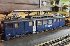 Train de service du MOB