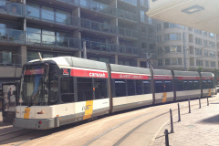 Série de tram la plus moderne de la ligne