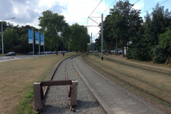 Au bout de la ligne à Knokke