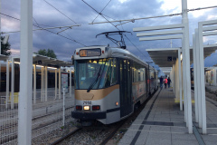 Tram PCC de Bruxelles