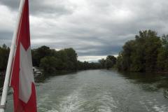 Dans le Canal de la Broye.